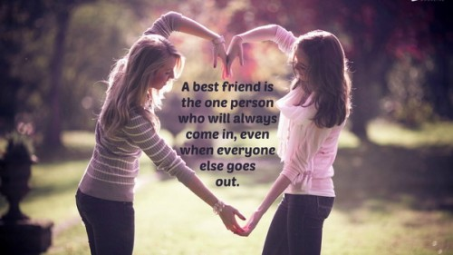 5 Best Friend Quotes for Girls Vol 2 - World by Quotes