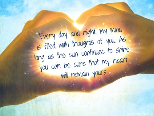 Deep Love Quotes For Your Boyfriend