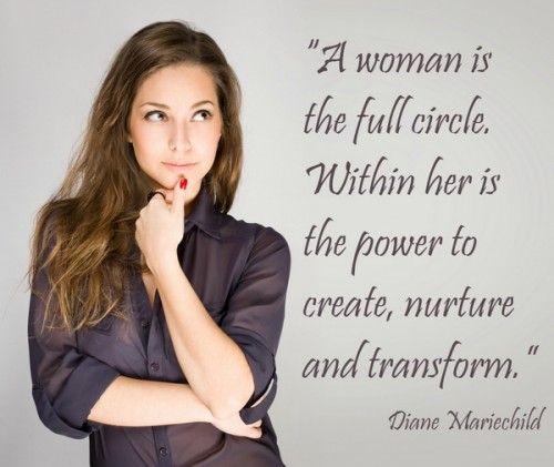 5 Strong Women Quotes Vol 3