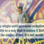 Being Single Quotes (5)