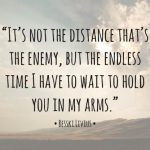 Long Distance Relationship Quotes (14)